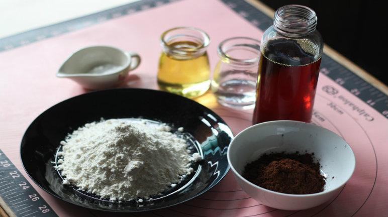 Nguyên liệu chi tiết làm bánh trung thu Tiramisu