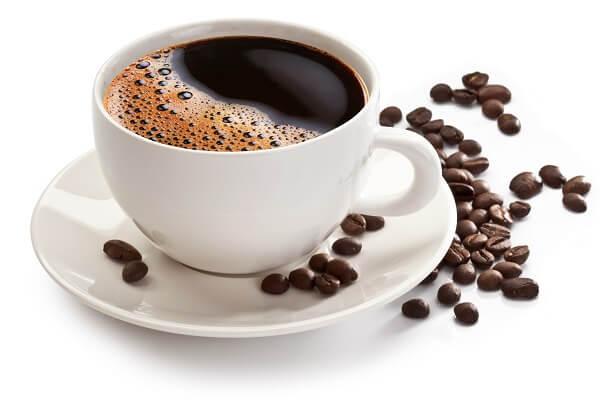 Làm phần vỏ bánh cà phê