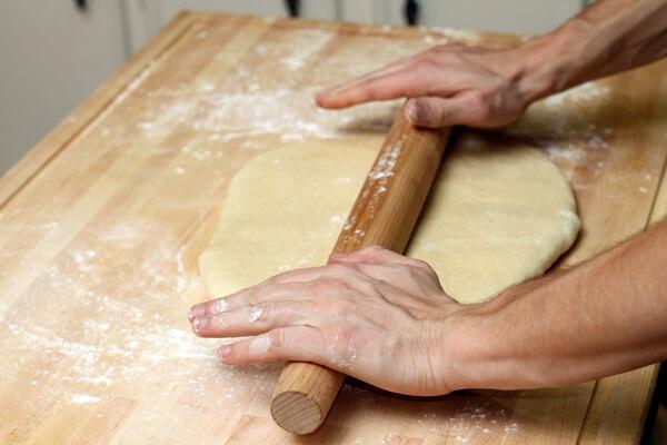 Cách làm bánh trung thu nướng nhân thập cẩm