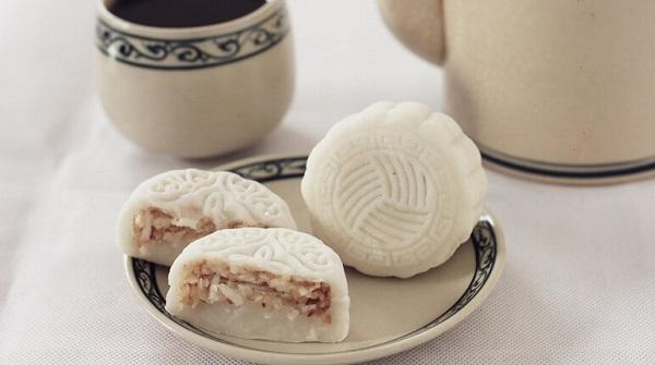 Cách làm bánh trung thu nhân đậu trắng cho dịp Tết Cổ Truyền