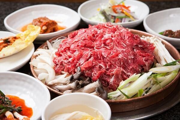 Bulgogi – thịt bò nướng