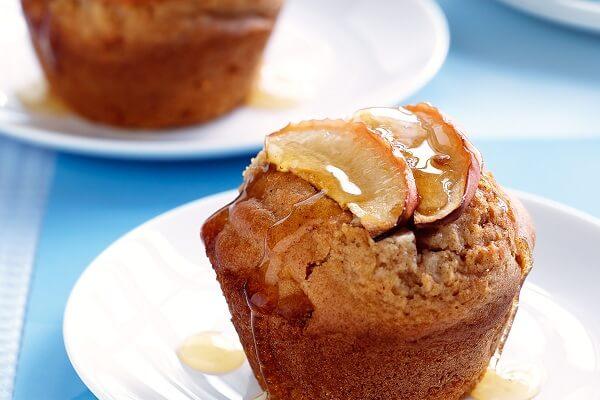 Bánh muffin táo