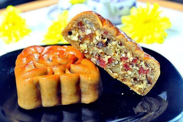 Cách Làm Bánh Trung Thu Thập Cẩm Gà Quay Ngon Và Dễ Làm