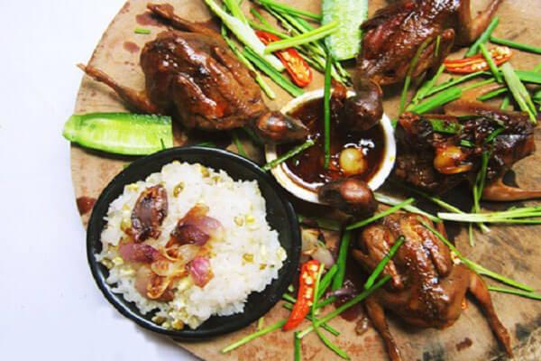 Thịt chim cút là một món ngon mà nhiều người từng ăn
