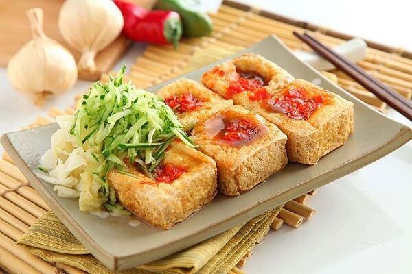 Cách làm đậu hũ thối trung Quốc nổi tiếng Thế Giới cực hấp dẫn chỉ 6 bước đơn giản