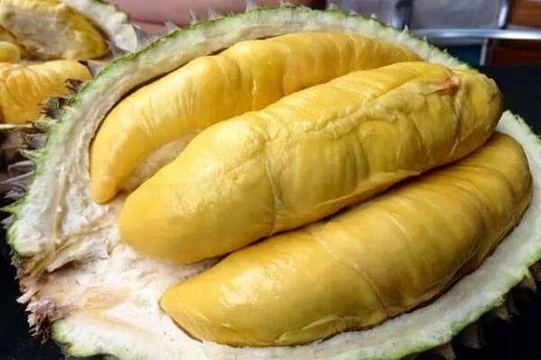 Thịt sầu riêng tách hạt