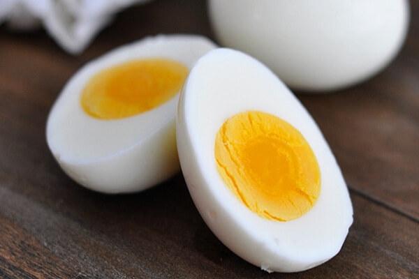 Luộc trứng