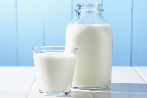 Sữa tươi không đường: 500ml