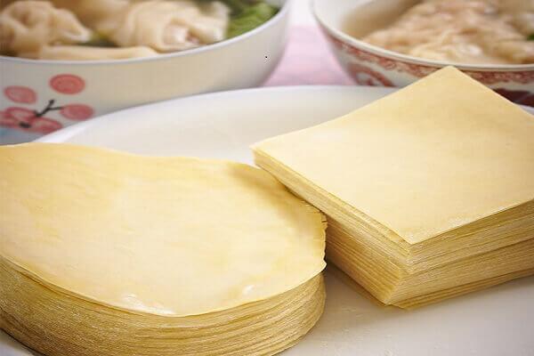 Cách làm vỏ bánh sủi cảo bằng bột mì đa dụng đơn giản, đẹp mắt và cực kỳ dễ làm
