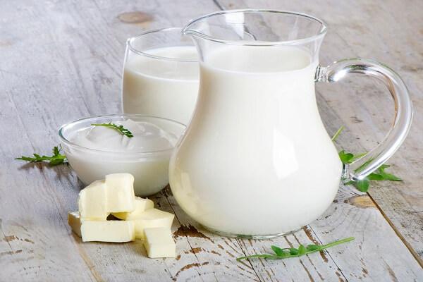 Lưu ý khi dùng da ua, sữa chua