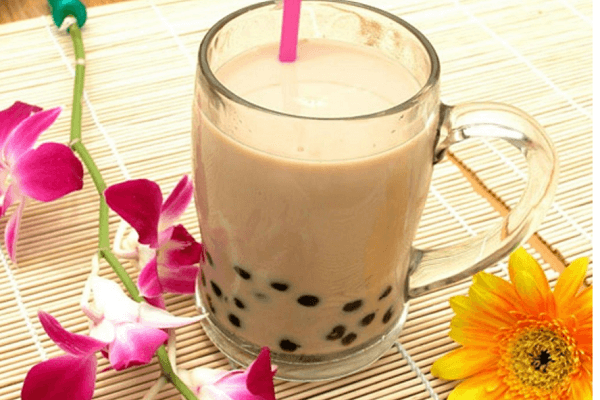 Cách pha trà sữa socola bằng sữa tươi, bột cacao tại nhà
