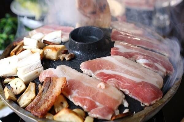 Cách ướp thịt ba chỉ nướng cực thơm ngon cho các buổi tiệc nướng