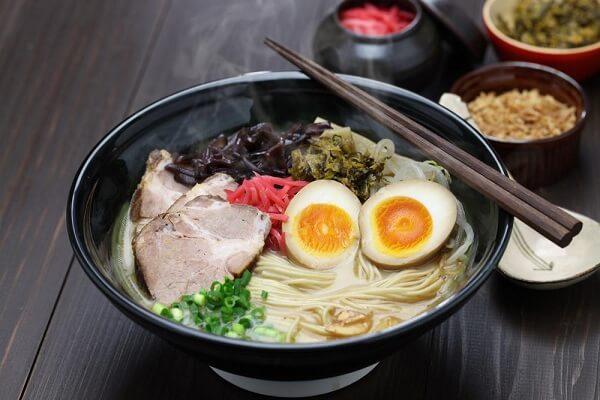Khám phá cách nấu mì Ramen ngon chết người từ Nhật Bản