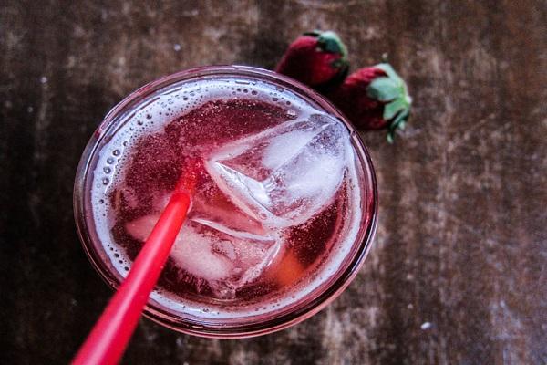 Cách Pha Chế Soda Dâu Đơn Giản Dễ Làm - Món Uống Châu Âu