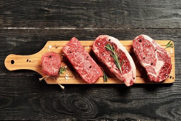 Thịt bò là thực phẩm giúp bạn giải quyết thiếu máu