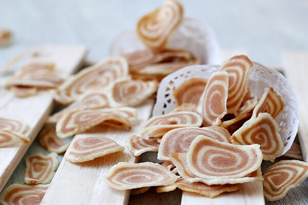 2 cách làm bánh tai heo bằng bột mì, chiên bánh tai heo bằng chảo ngon giòn đơn giản tại nhà