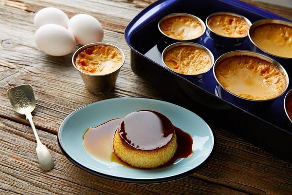 Cách làm bánh caramen cafe ngọt ngào kích thích vị giác