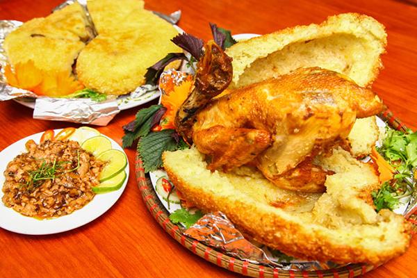 Cách làm gà không lối thoát Hà Đông ngon đơn giản