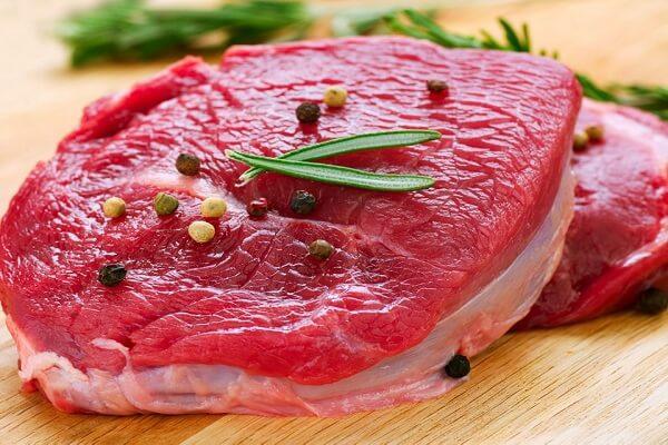 300g thịt bò thăn