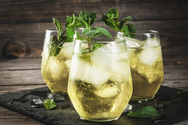 4 cách làm Soda từ 7up, làm soda bạc hà, soda dâu, soda chanh trái cây pha chế đơn giản tại nhà