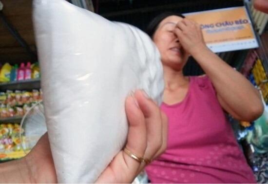 Bún hóa chất làm hại đường tiêu hóa, niêm mạc thành ruột