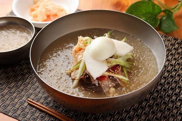 Đây là một món ăn phổ biến khắp Hàn Quốc