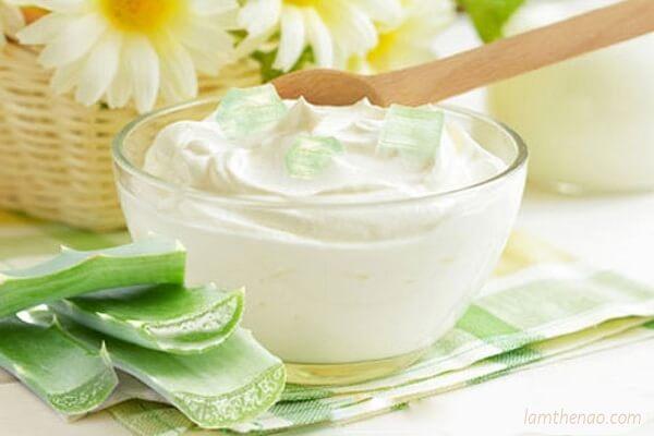 Cách làm yaourt nha đam mát lạnh và tốt cho sức khỏe