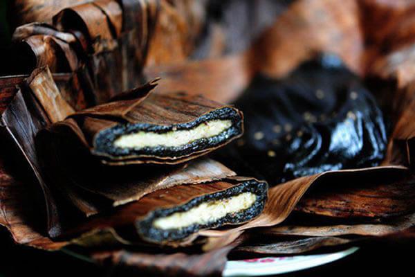 Chiếc bánh gai truyền thống này có nguồn gốc từ vùng đồng bằng Bắc bộ