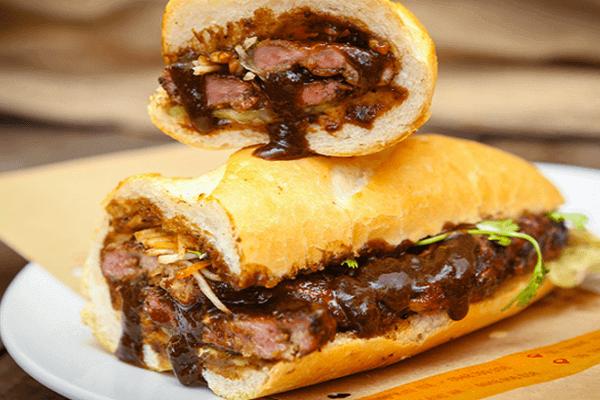 3 cách làm nước sốt bánh mì kẹp thịt nướng, nước sốt bánh mì heo quay, bánh mì pate ngon đơn giản