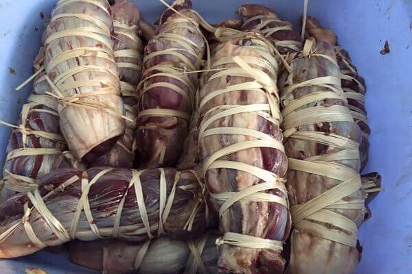 Bắp bò tươi ngon là bí quyết chính của món ăn này - Cách làm bắp bò hầm gừng sả rất lạ miệng ngon cơm gia đình