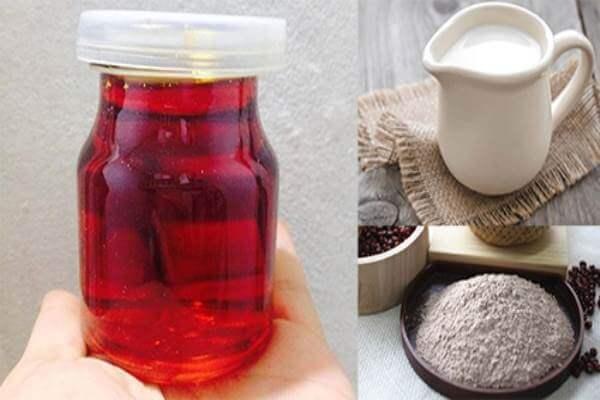 Cách làm dầu gấc nguyên chất dưỡng da làm đẹp tại nhà cũng đơn giản