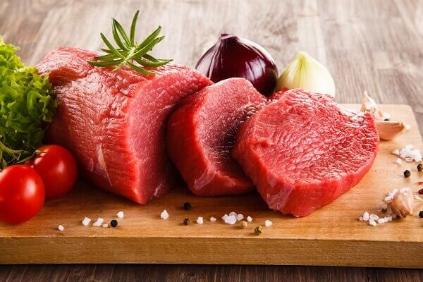 400gr thịt thăn bò