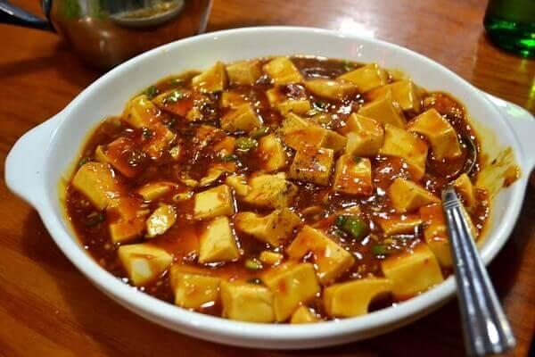 Bữa cơm gia đình thêm ngon miệng với món đậu phụ Tứ Xuyên