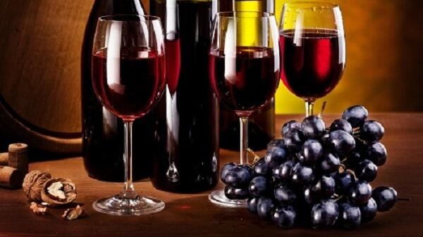 Rượu nho tốt cho đồng hóa các protein