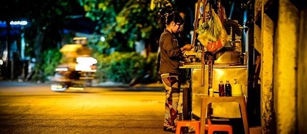 Hủ tiếu gõ trở thành biểu tượng ẩm thực Sài Gòn