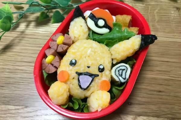 Trên các blog nghệ nhân bento cũng xuất hiện rất nhiều mẫu bento Pokemon thú vị và đẹp mắt