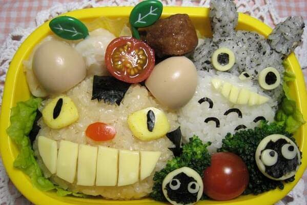 Cơm hộp Bento là gì, Cách làm cơm hộp Bento Nhật Bản, cơm hộp tình yêu với 60+ mẫu cơm đẹp đơn giản 2