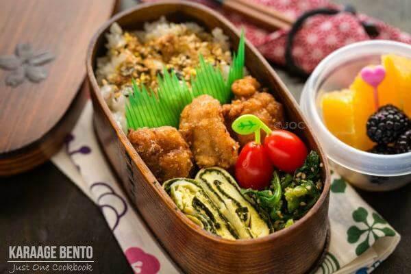 Cơm hộp Bento là gì, Cách làm cơm hộp Bento Nhật Bản, cơm hộp tình yêu với 60+ mẫu cơm đẹp đơn giản 6