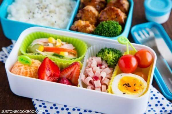 Cơm hộp Bento là gì, Cách làm cơm hộp Bento Nhật Bản, cơm hộp tình yêu với 60+ mẫu cơm đẹp đơn giản 12