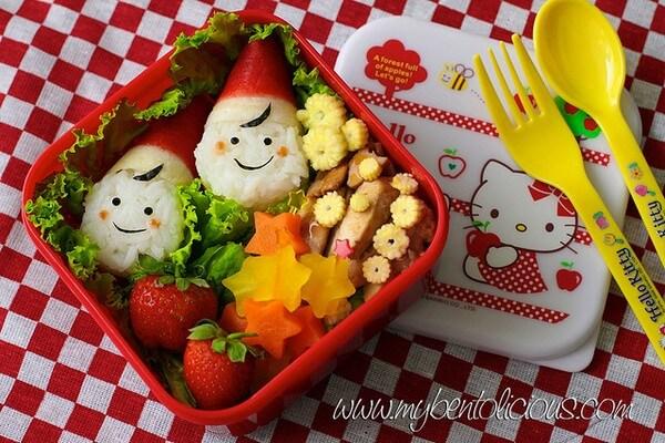 Cơm hộp Bento có mặt trong hầu hết những hoạt động của đời sống