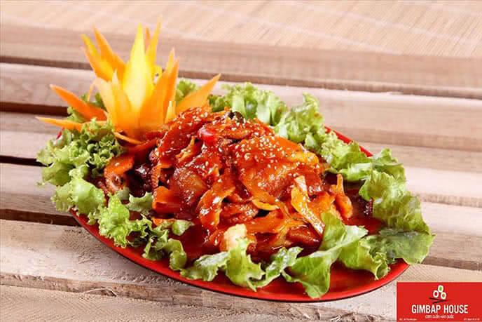 Ẩm thực Hàn Quốc thu hút
