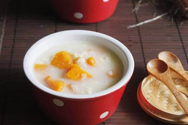 Chè ngô và khoai lang