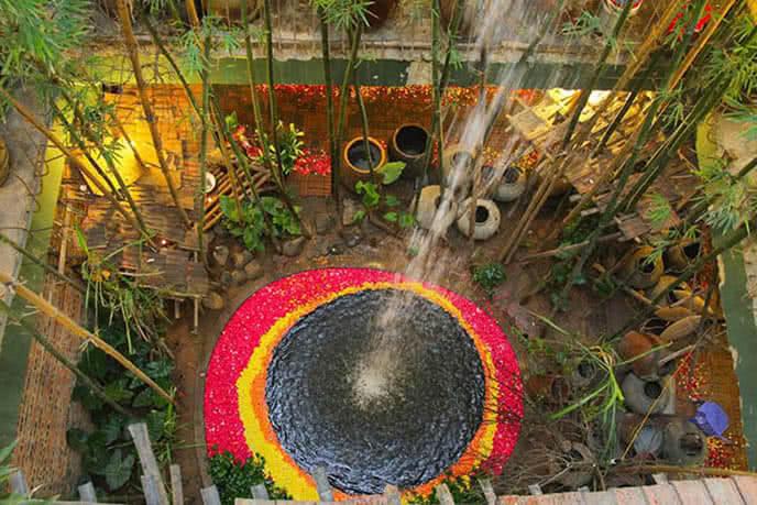10 Nhà Hàng Có Không Gian Đẹp Tại Hà Nội - Nhà Hàng Góc View Đẹp