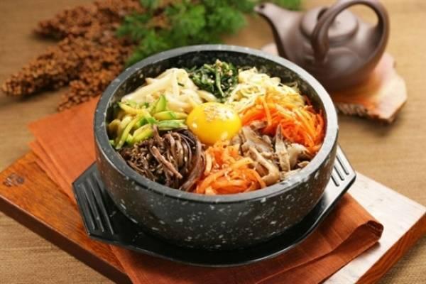Quán ăn Hàn Quốc Bibimbap