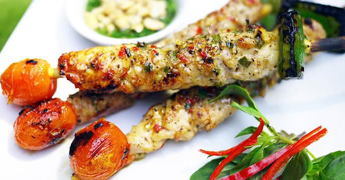 20 quán nướng ngon ở Sài Gòn giá rẻ, ăn đồ nướng như lẩu nướng, gà nướng, nem nướng