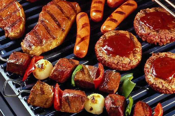8 cách ướp đồ nướng ngon như ngoài nhà hàng, công thức tẩm ướp gia vị món nướng ngay tại nhà