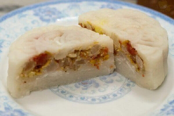 Cách Làm Bánh Dẻo Nhân Thập Cẩm - Bánh Dẻo Thập Cẩm Dễ Làm