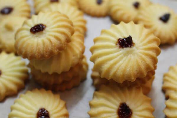 Lưu ý đối với cách làm bánh quy không cần lò nướng