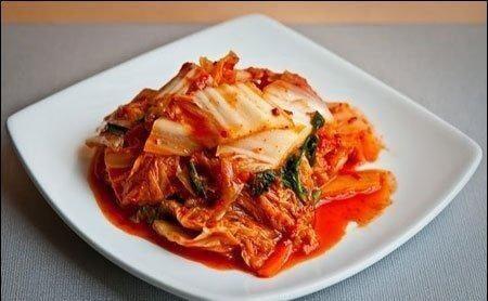 Kim chi cải thảo Hàn Quốc là món ăn rất được người Việt Nam yêu thích
