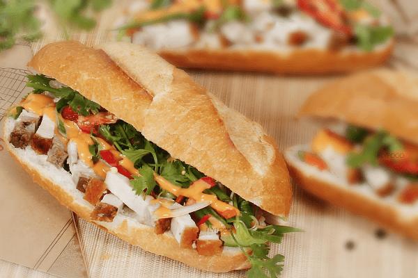 Cách làm nước sốt bánh mì heo quay cho bữa sáng đơn giản